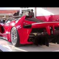 World Debut: Ferrari FXX K - Finali Mondiali 2014