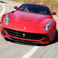 "Ferrari F12berlinetta crowned ""Supercar of the Year 2012"" by BBC Top Gear Magazine"