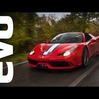 Ferrari 458 Speciale Aperta   evo REVIEWS