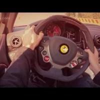 Ferrari telemetria