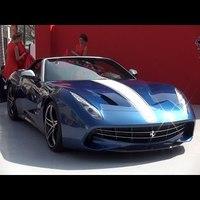 FIRST LOOK: Ferrari F60 America - $2.5m Limited to 10 Cars