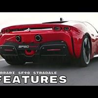 Ferrari SF90 Stradale Features