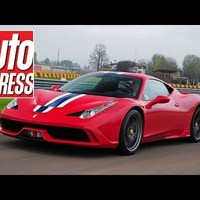 458 Speciale review - Auto Express