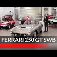 A new lease of life for a Ferrari 250 GT SWB