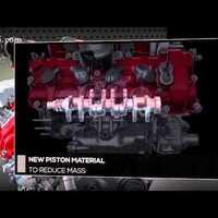 Ferrari 458 Speciale Focus on powertrain
