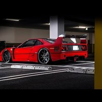 HyperForgedWheels & AutoPlazaDank|Ferrari F40