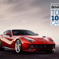 """Ferrari F12berlinetta wins """"Best Supercar And Luxury Car"""" Award from the Sunday Times Driving"""
