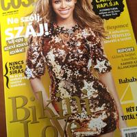 Festy in Cosmopolitan magazine