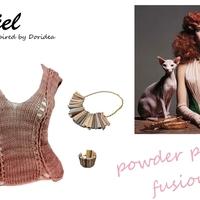 Doridea csodás ékszerei inspirálták a Süel tervezőjét! :)