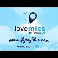 Love Miles álomnászút játék az Air France – KLM légitársaság FlyingBlue törzsutasprogramjával