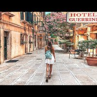 TRAVEL VLOG #1 | Velence | Első beszélős vlog videóm :) | Fotózás és városnézés