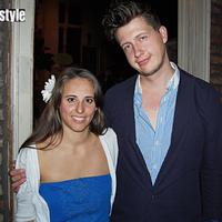 Közös parti a FaceHunter világhírű bloggerével Yvan Rodickal