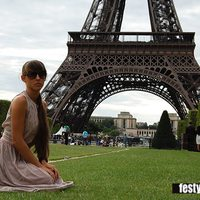 Outfit in paris #4 - Eiffel tower
