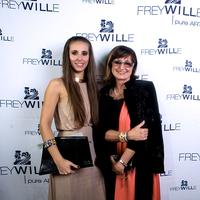 FREYWILLE fashion show