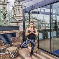 Sport & healthy lifestyle - Harmony Rooftop Yoga & Spa