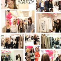 MAGENTA opening party