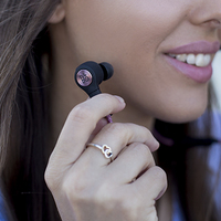 Beauty of music - Listening music with the new BeoPlay H5 earphone over the city