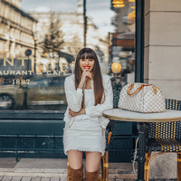 Maison Privé - White lovely outfit