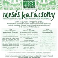 MESÉS KARÁCSONY – Környezettudatos divattervezők programja
