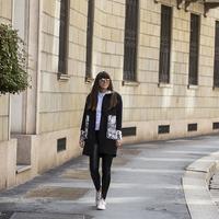 Second look of Milan Fashion Week