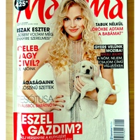 My best friend Iszak Eszti on the cover! :)