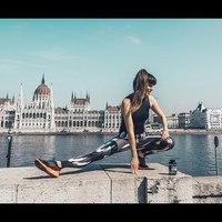 NAPI VLOG | jóga, fotózás, sajtótájékoztató