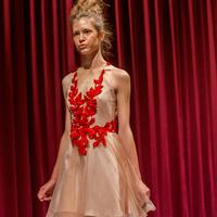 Nora Sarman and Nobu fashion show at the BCEFW