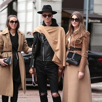 Our first day at Milan Fashion Week