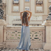 GAS Jeans - Maxi summer dress