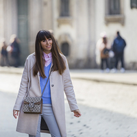 Milan - Bright blue and pastel pink by GANT