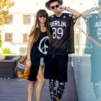 Rock style for couples