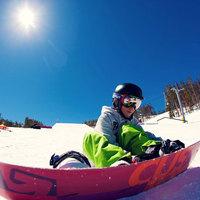 The snowboard season has begun!