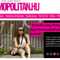 Festy in the Cosmopolitan