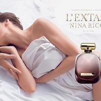 NINA RICCI L'EXTASE PREMIER: JÁTÉK mozijegyért és parfümért