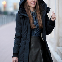 GAS Jeans - Coat for the cold winter time