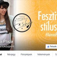 #ArenaPlazaFeszt - Blogger of Arena Plaza festival campaign