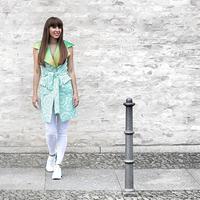 Second look of Berlin Fashion Week