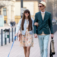 Spring look for couples