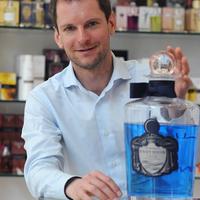 Perfume workshop with Zólyomi Zsolt