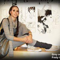 Grey outfit #2