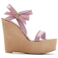 Summer is here and platform shoes are trendy again