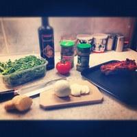 Cooking...