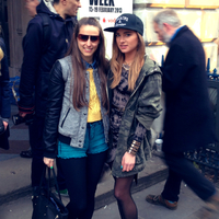 I met Juliett, Maffashion's blogger