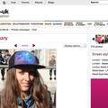 Festy on English fashion website, SoFeminine.co.uk