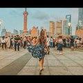 Először járok Kínában és szerelem lett első látásra | SHANGHAI VLOG 1.