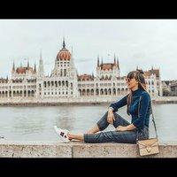 Daily vlog 1. | Nobu Bday dinner | Budapest