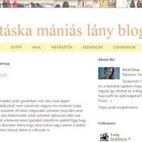 Blogs: Cipő-táska mániás lány blogja!