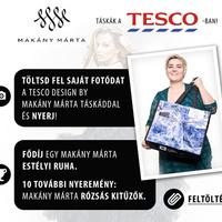 Nyereményjáték Makány Mártával és a Tesco-val!!! Nyerj egy estélyi ruhát!