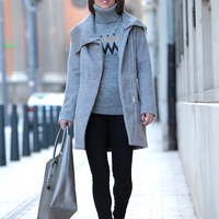 Gas Jeans - Gray winter style