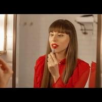 Rouge G de Guerlain campaign video